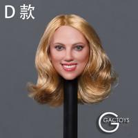 Caucasian Women's Headsculpts (GC033D) - Boxed Accessory (Dirty Blonde)