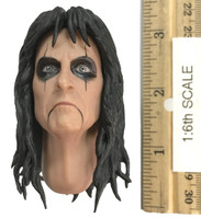 Alice Cooper - Head (Hatless) (Molded Neck)