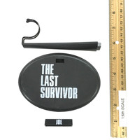 The Last Survivor: Joe & Elli (Summer & Winter Versions) - Display Stand (Joe)