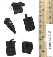 S.D.U. Special Duties Unit - Pouch Set (5)