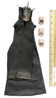 Mouth of Sauron (Slim Version) - Head w/ Robe & Interchangeable Faces (See Note) (Metal)