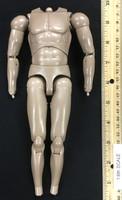 Genius Scientist - Nude Body