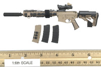 "Doomsday War Series End War Death Squad: ""U"" Umir - Rifle (M4)"