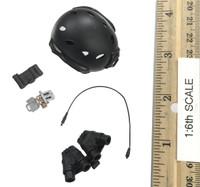 Female SWAT - Helmet w/ Night Vision Goggles