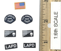 Female SWAT - Patches