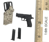 Female Seal HALO - Pistol (P226) w/ Holster