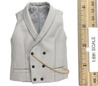 Morning Coat Suit Sets - Vest w/ Pocket Watch Chain