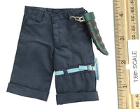 Fireman - Shorts w/ Holster & Pouch