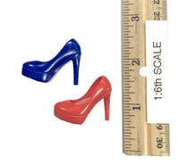 Clown Character Set - High Heels (For Feet)
