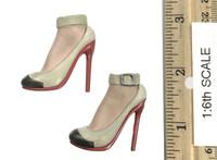ZV Berbakat Test Type-0 - High Heeled Feet (No Ball Joints)