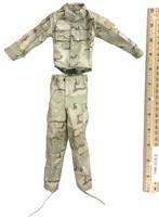 Navy Seals SDV Team 1: Team Leader - Uniform (Desert Camo)