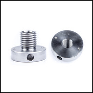 "Thread adapter (1"" x  8  male to 3/4"" x  10 female)"