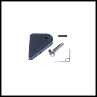 Stair Wizard Body, Drop Stop Set, left