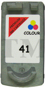 Canon CL-41  Remanufactured Ink Cartridge - High Capacity Tri-Colour Ink Cartridge - Compatible For ( CL-41, CL41, 0617B001, CLI-41)