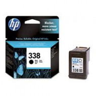 HP 338 Original Black Ink Cartridge (C8765EE, HP 338, HP338, C8765A)