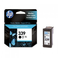 HP 339 Original Black Ink Cartridge (C8767EE, HP 339, HP339)