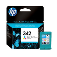 HP 342 Original Tri-Colour Ink Cartridge (C9361EE, 342, HP342, C9361E)