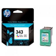 HP 343 Original Tri-Colour Ink Cartridge (C8766EE, No 343, HP343, C8766AE)
