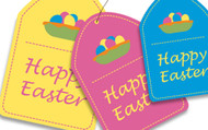 Free Printable Easter Gift Tags