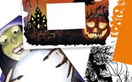 Free Printable Halloween Photo Frames