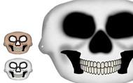 Free Printable Skelton Mask