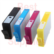 HP 364 XL Ink Cartridges Multipack Pack – Black / Cyan / Magenta / Yellow (Compatible For CN684EE / CB323EE / CB324EE / CB325EE)