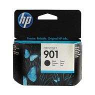 HP 901 Original Black Ink Cartridge (CC653AE, HP901, 901)
