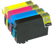Compatible 502XL 4 Pack ink Cartridges for Epson XP 5100 Printers (non-oem)