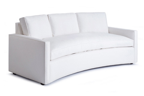 Remarkable Style 125 Curved Sofa Avery Boardman Caraccident5 Cool Chair Designs And Ideas Caraccident5Info