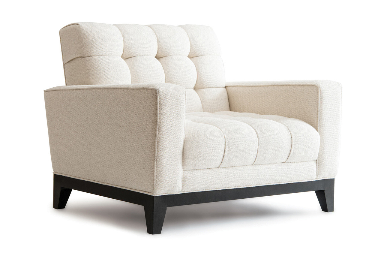 Style 246 Biscuit Tufted Chair Avery Boardman