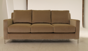 Custom sofa with T back ACK #10112