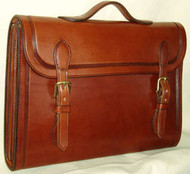 Handmade Portfolio/ Electronic Notebook Briefcase