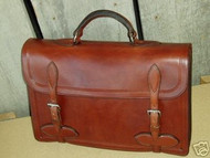 Handmade Barristers(Lawyers) Briefcase