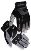 Caiman® White Goatskin Leather Mechanics Gloves  ## 2955 ##