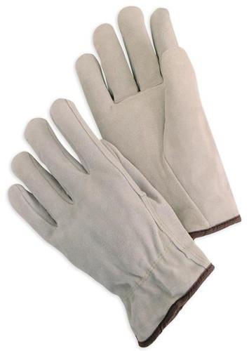 Standard Split Cowhide Work Gloves  ## 8247 ##