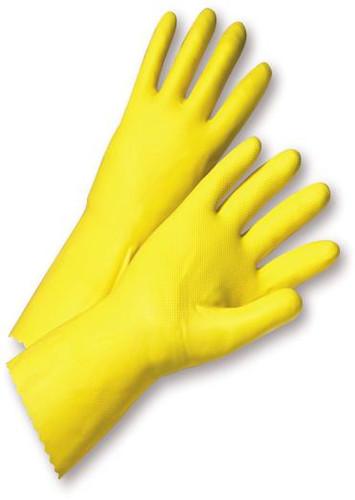 "13"" Premium Latex Chemical Resistant Gloves  ## 255 ##"
