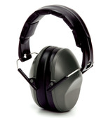 Pyramex® Low Profile Ear Muffs - Black  ## PM9010 ##