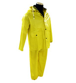 Onguard® Webtex Premium Grade 3 Piece PVC Rainsuits  ##76017 ##