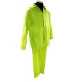 Durawear® 35mm Green PVC/Poly Rainsuits  ##1260 ##