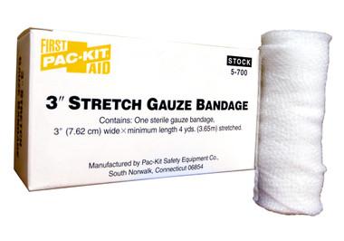 Sterile Stretch Gauze Rolls