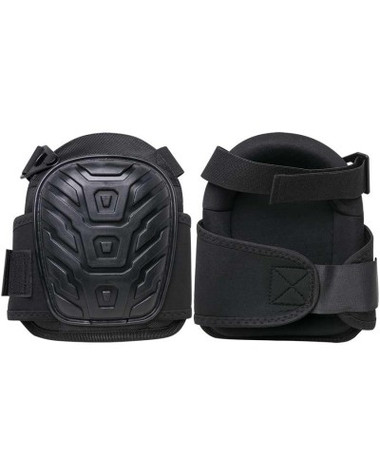 Heavy Duty Knee Pads with Turtleback Shell ## 1923 ##