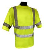 Hi-Vis Knit Class 3 T-Shirt  ## G930 ##