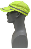 Hi-Vis Ball Caps Hi Vis Yellow  ## HAT-11 ##