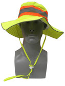 Hi-Vis Two-tone Ranger Hats  ## HAT-9 ##