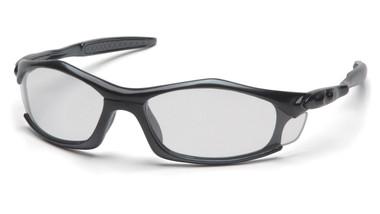 Pyramex® Solara Safety Glasses Clear Lens  ## STG4310D ##
