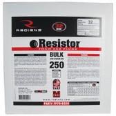Radians® Resistor Bulk Pack of 250 Pair Uncorded Earplugs ## FP70-B250 ##