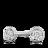 Tiny Dot Diamond Earring