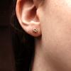 Daisy vintage-inspired earrings