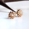 Vintage Inspired Daisy Earrings