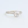 Mimosa Brilliant Cut Engagement Ring
